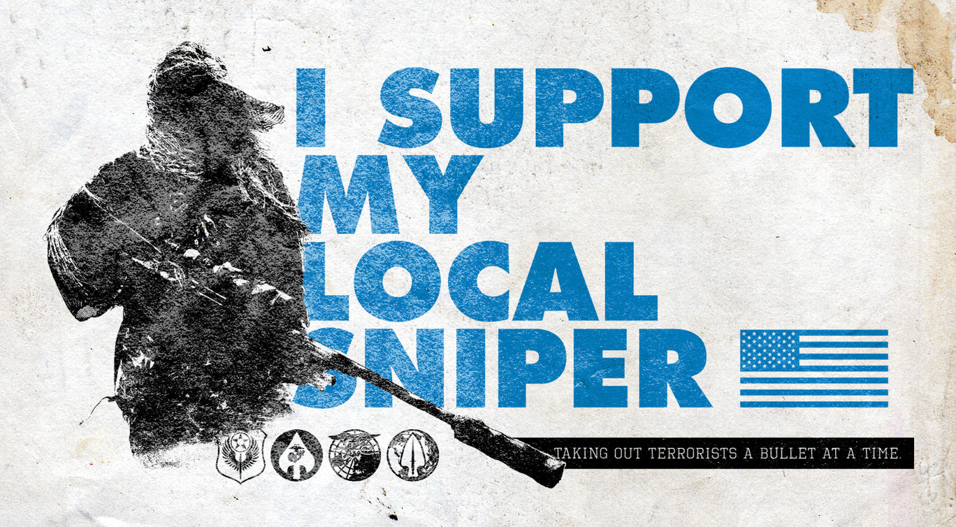Support Local Sniper