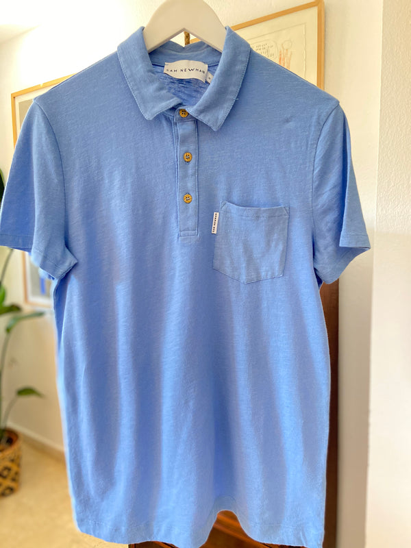 BLUE SKY POLO SHIRT