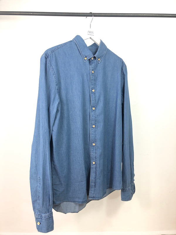 NEW DENIM SAM SHIRT