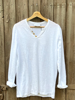 ESSENTIAL LONG SLEEVES WHITE