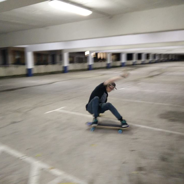 Car Park Session + open on Saturday