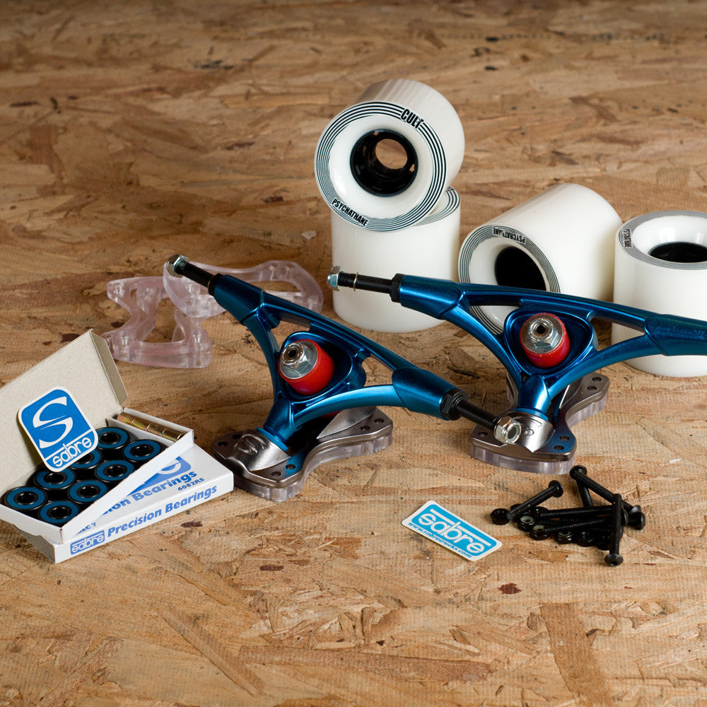 Check out these Longboard setup kits!