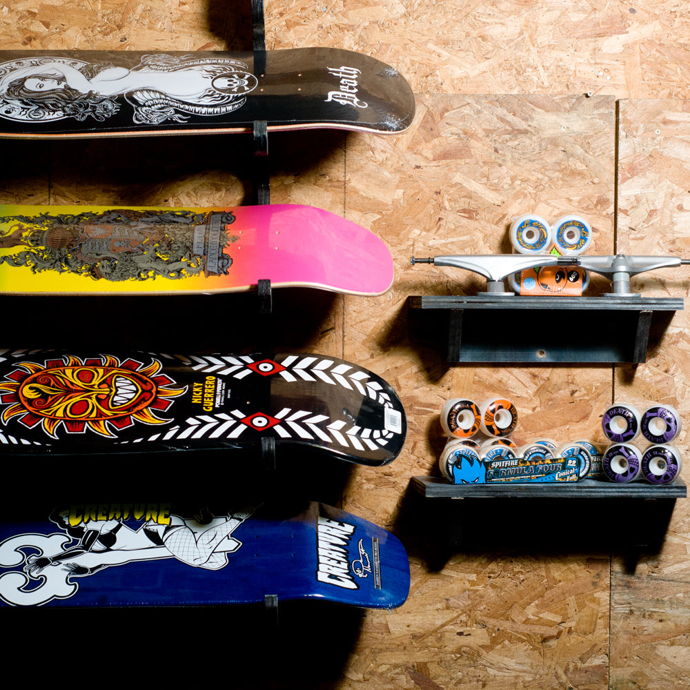 Old School Skateboard Section