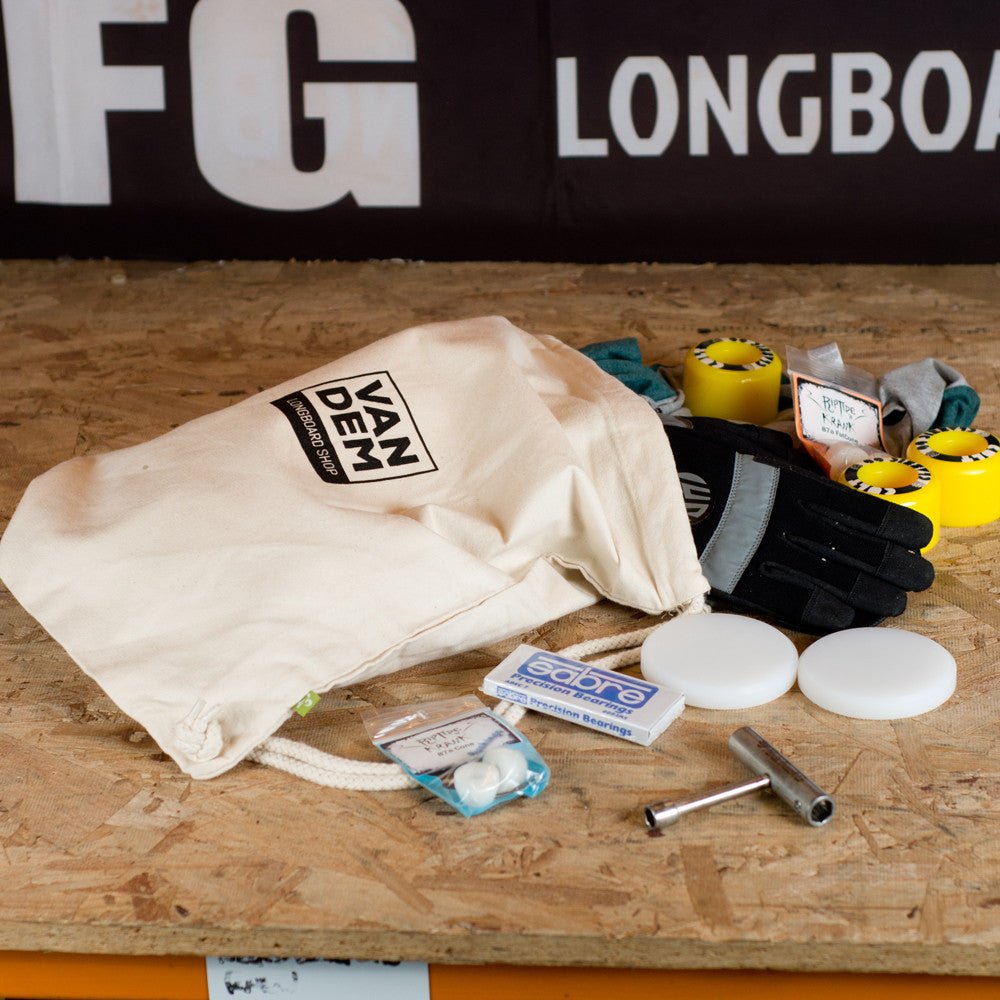 Longboard Skate Stuff Sacks