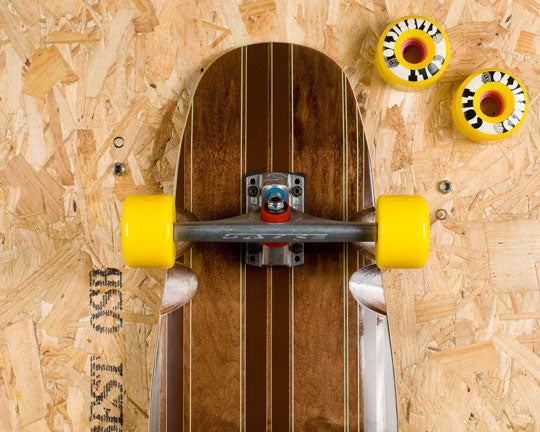 How to make longboard bearings go faster