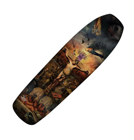 Anti Hero Deck Grosso - Pool shape