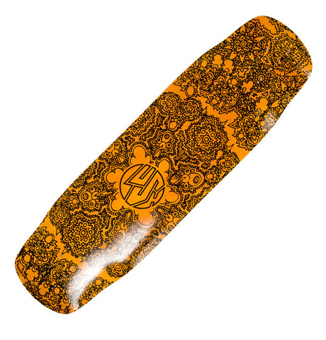 Lush Longboards Grifter 3D Deck Only