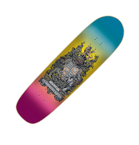 Flip Skateboards Mountain Crest Poster Deck Only