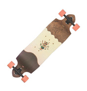 Globe Longboards Geminon Micro-Drop Coconut Hula
