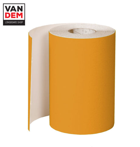 "Vandem 10"" Orange Longboard Griptape - 1ft length"