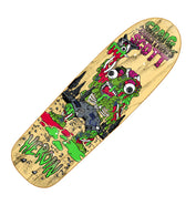 Heroin Skateboards Craig Questions Slime Guy Deck