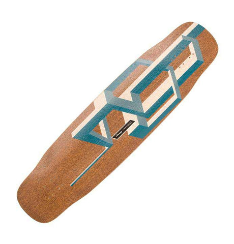 Loaded Longboards Basalt Tesseract Deck Only