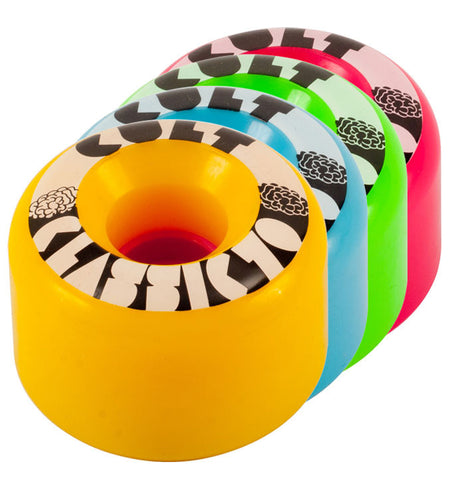 Cult  Longboard Wheels Classic 70mm UK
