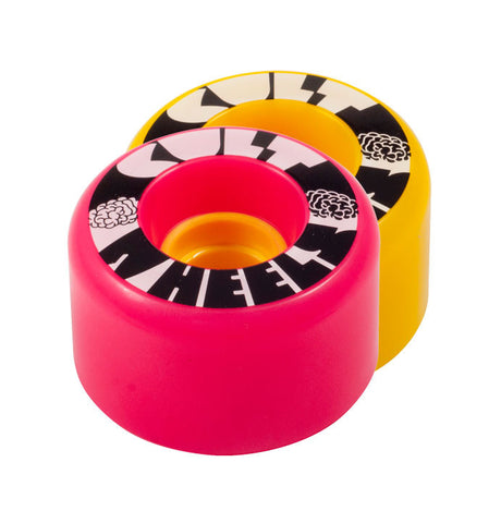 Cult Longboard Wheels Ist 63mm UK
