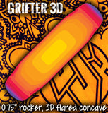 Lush Longboards Grifter 3D Deck Only UK