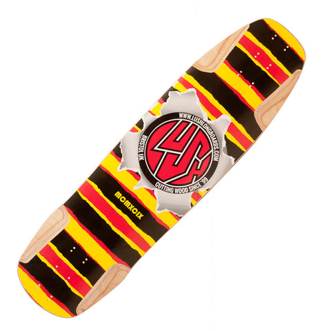 Lush Longboards Burner 4X Composite deck only UK