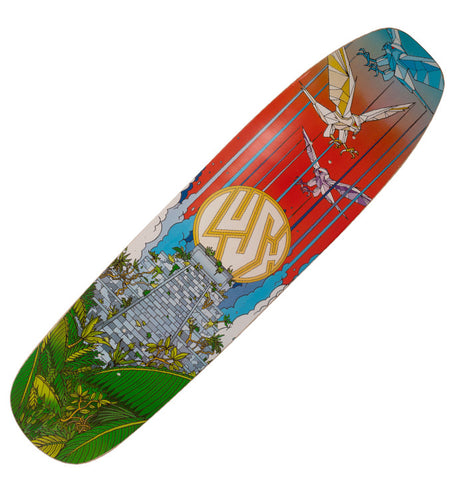 Lush Longboards Spacebyrd Day Deck Only