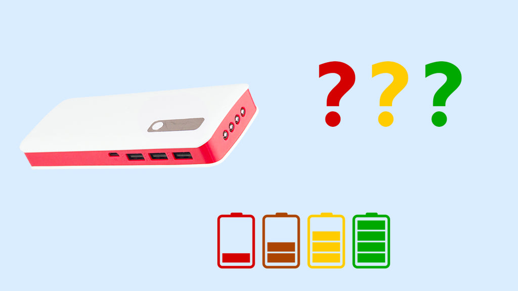 Can you recharge a power bank?