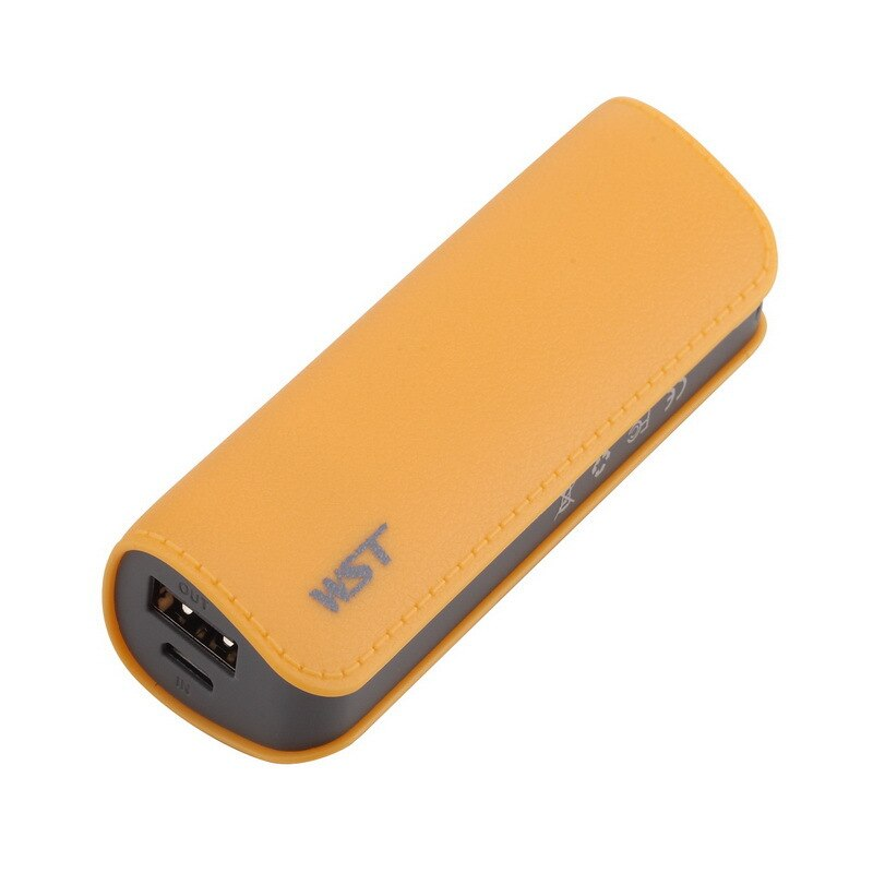 2600MAh Power Bank for iPhone Samsung Huawei Xiaomi Powerbank Super Mini Power bankMobile Phone Charger External Battery Pack