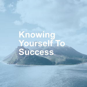 Knowing Yourself To Success