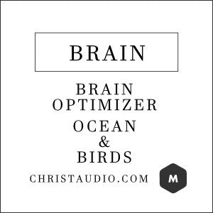 Brain Optimizer - Ocean & Birds