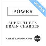 Christian Meditation Genetics - Super Theta Brain Charger - PRO Series