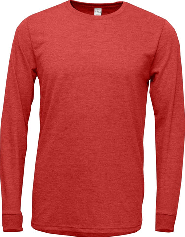 HOTSHOTS -  TR92 Unisex Tri-Blend T-Shirt Long Sleeve
