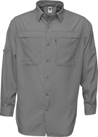 HOTSHOTS - 3000 Adult Long Sleeve Fishing Shirt