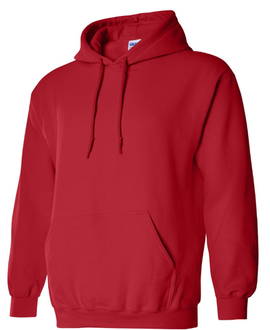 HOTSHOTS - Gildan - Adult Heavy Blend Hooded Sweatshirt - 18500