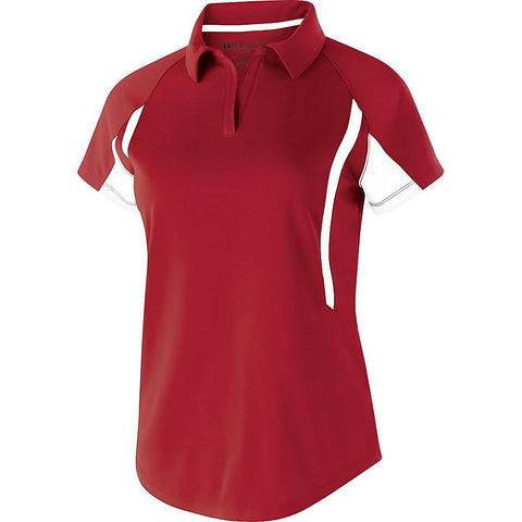 HOTSHOTS LADIES - Holloway 222730 LADIES AVENGER POLO