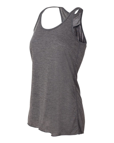 HOTSHOTS LADIES Bella + Canvas - Women's Flowy Racerback Tank - 8800