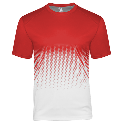 NEW 2020 - HOTSHOTS BADGER HEX 2.0 TEE