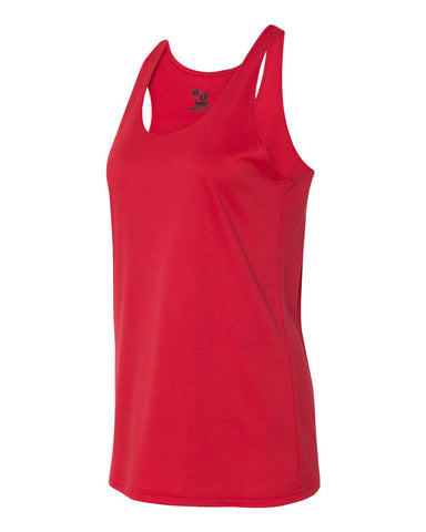 Ladies & Girls - Badger - B-Core Women's Racerback Tank Top - 4166