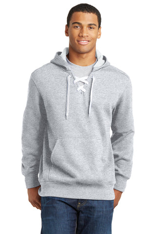 HOTSHOTS - ST271 Sport-Tek® Lace Up Pullover Hooded Sweatshirt
