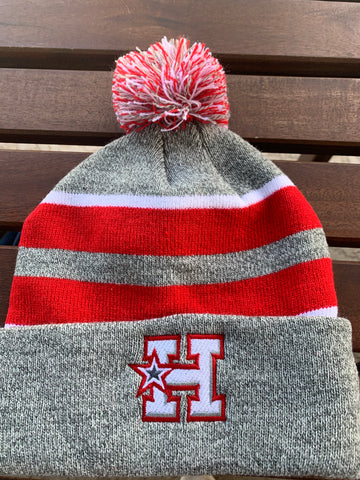New Logo Pacific Pom Beanie