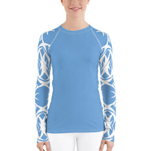 Load image into Gallery viewer, Ignite Long Sleeve - Cerulean