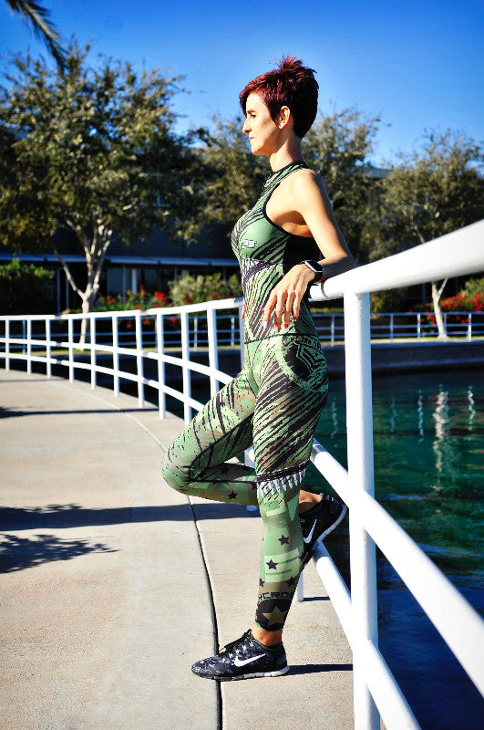 Camo-WOW - Bodysuit