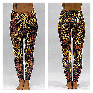 Jaguar Life - Leggings