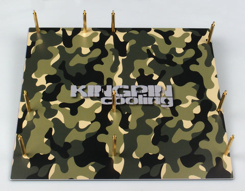 ATLAS Bench Stand Camo