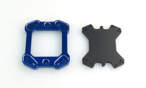 F1 Series Mounting Bracket Kit Blue V5.0
