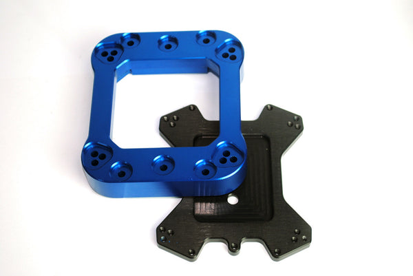 F1 Bracket Kit Blue
