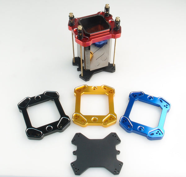 F1 Series Mounting Bracket Kit Gold V5.0