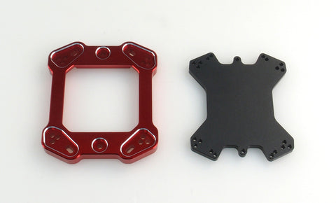 F1 Series Mounting Bracket Kit Red V5.0