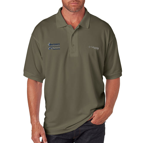 PAM Embroidered Logo Men's Polo