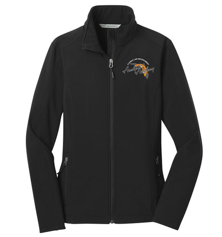 Analyst Academy - Ladies Port Authority® Core Soft Shell Jacket. L317