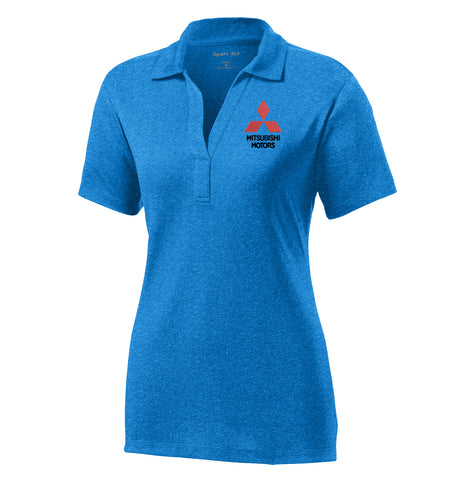 CCM - LST660 Sport-Tek® Ladies Heather Contender™ Polo