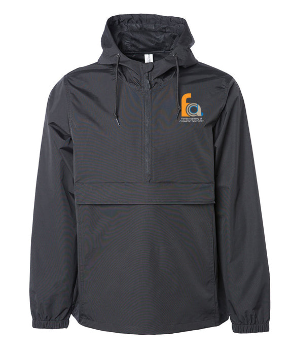 FACD Logo Adult Anorak Windbreaker Jacket