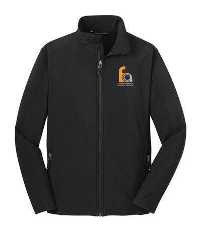 FACD Logo J317  Port Authority® Core Soft Shell Jacket