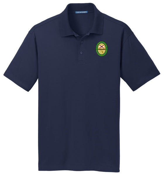 Florida Accreditation Office - Corrections - K573 Men's Port Authority® Rapid Dry™ Mesh Polo