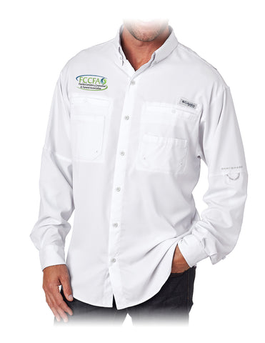 FCCFA Unisex Long-Sleeve Fishing shirt